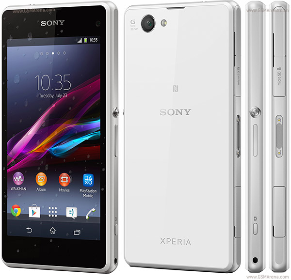 Sony XPERIA Z1 Compact D5503 Android 5.1.1 Firmware Flash File