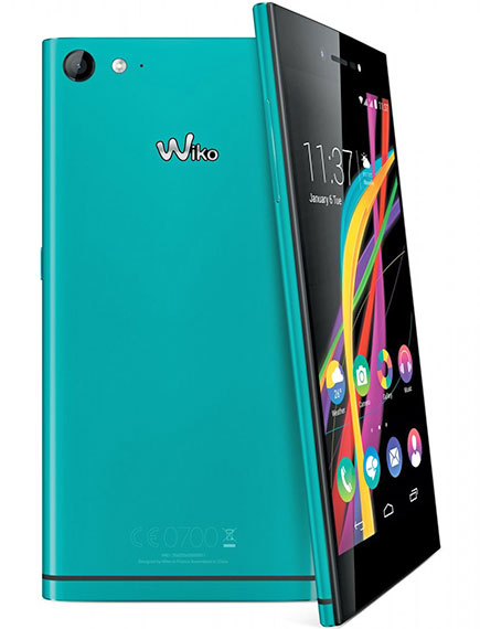 Wiko Highway Star 4G Androide 5.1 Firmware Flash File