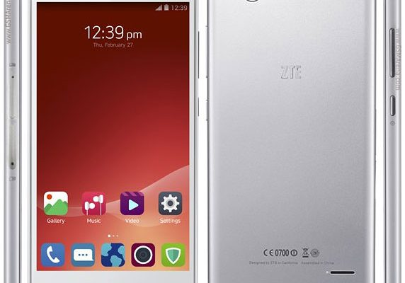 ZTE Blade S6 Android 5.0.2 Lollipop Firmware Flash File