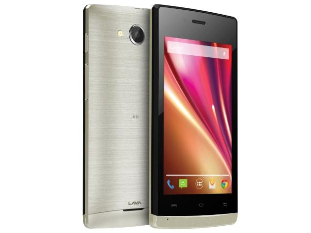 Lava Iris 404 Flair MT6572 Android 4.4.2 KitKat Firmware Flash File