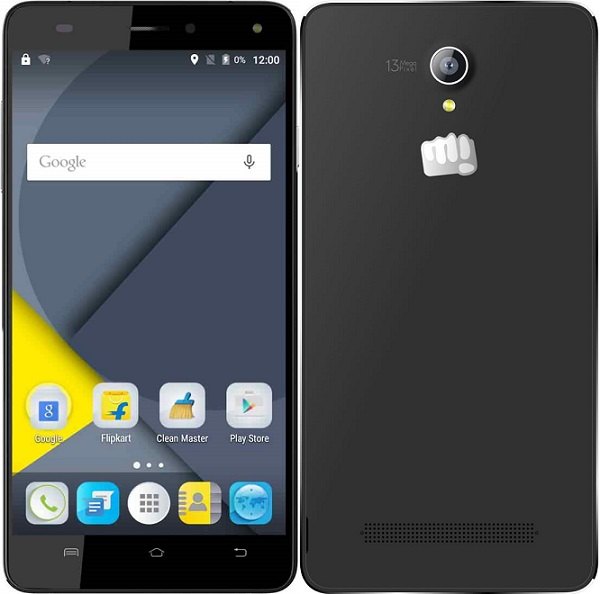 Micromax Bolt Q370 Android 5.1 Lollipop Firmware Flash File