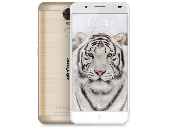 Ulefone Tiger MT6737Android Marshmallow 6.0 Firmware Flash File