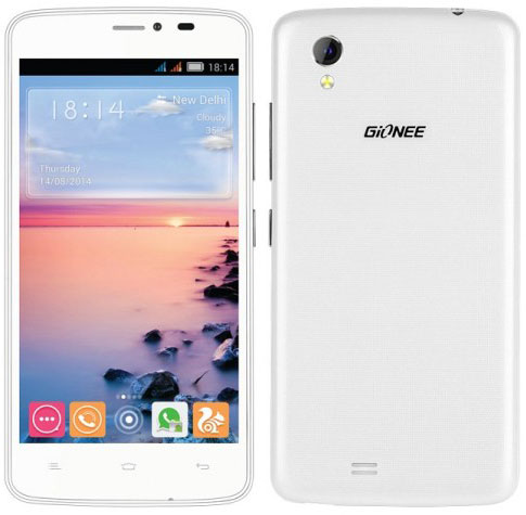 Gionee Ctrl V4s AndroidLollipop 5.0 Firmware Flash File