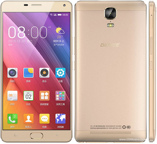 Gionee Marathon M5 Plus MT6735 Firmware Flash File