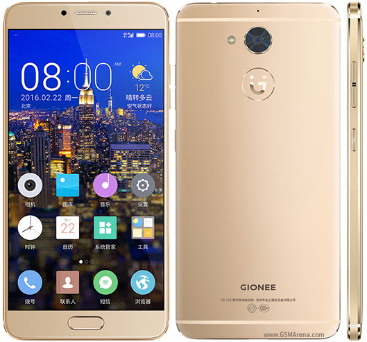 Gionee S6 Pro MT6755 Android6.0 Firmware Flash File