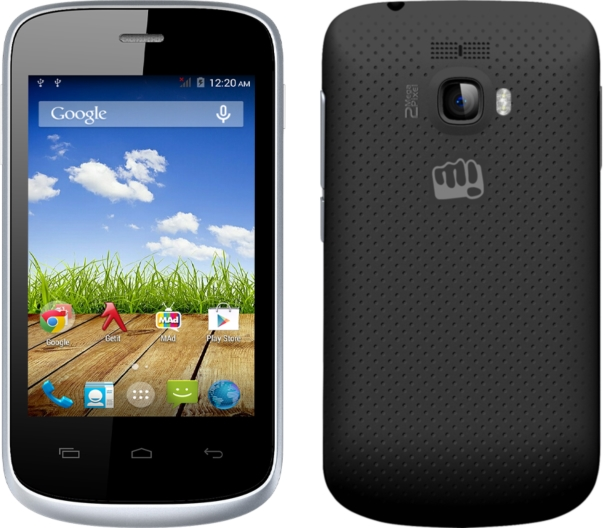 Micromax Bolt A064 MT6571 Firmware Flash File