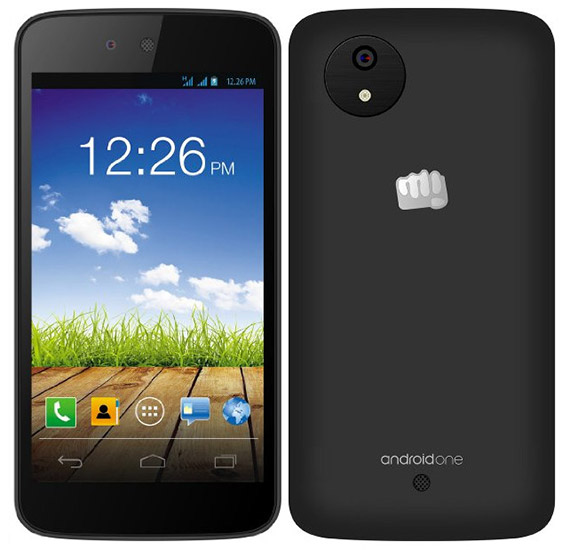 Micromax Canvas A1 AQ4502 Firmware Flash File