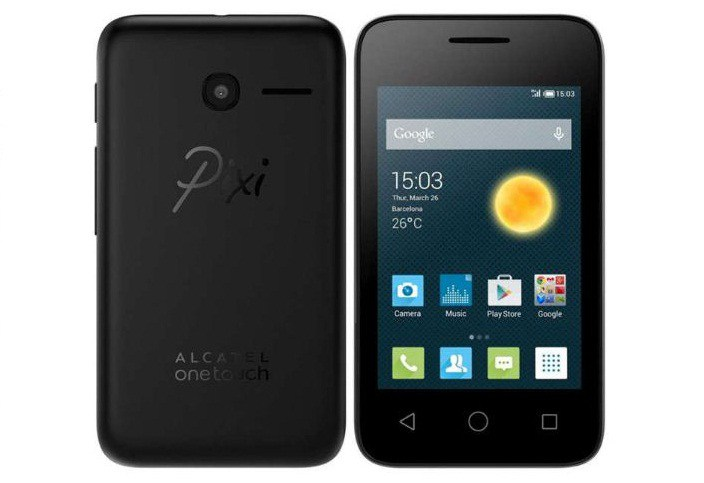 Alcatel One Touch Pixi 3 4009D Android 4.4.2 Firmware Flash File