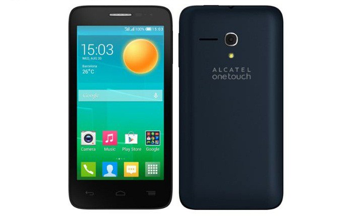 Alcatel One Touch Pop D5 5038A MT6582 Android 4.4.2 Firmware Flash File