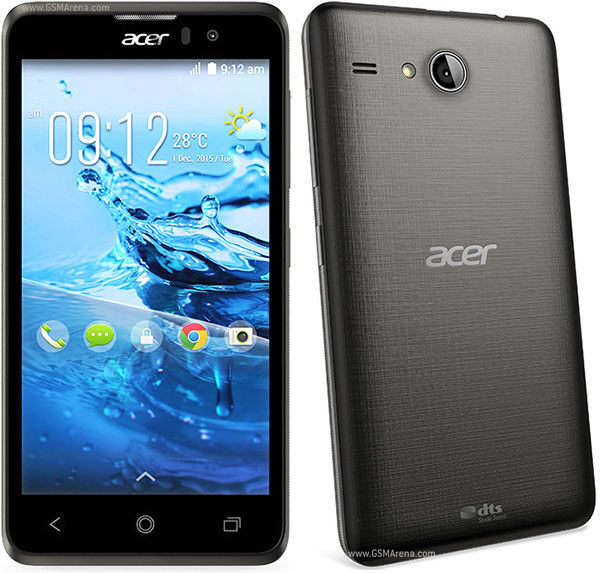 Acer Liquid Z520 MT6582 Android 4.4.2 Firmware Flash File