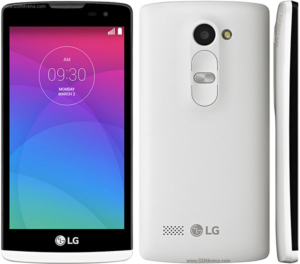 LG Leon H324 Kdz Firmware Flash File