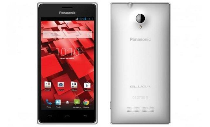 Panasonic Eluga I MT6582 Android 4.4.2 Firmware Flash File