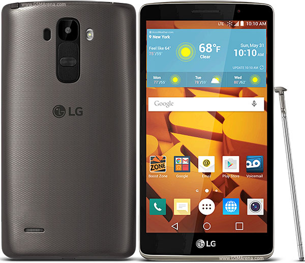 LG G STYLO MS631 Kdz Firmware Flash File