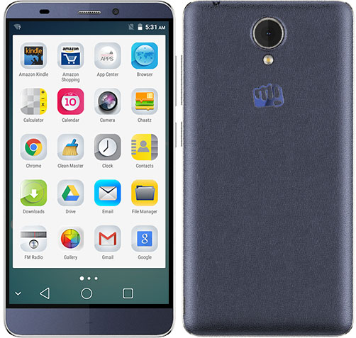 Micromax Canvas Mega 4G Q417 Android 5.1 Firmware Flash File