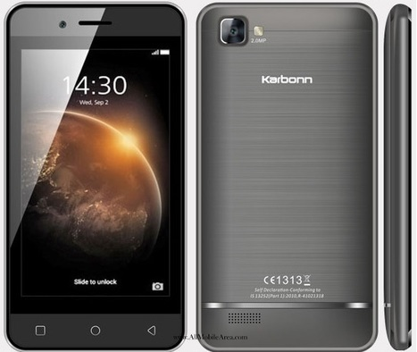 Karbonn Alfa A114 Android 4.4.2 Firmware Flash File