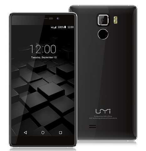 UMi Fair MT6735 Android 5.1 Firmware Flash File