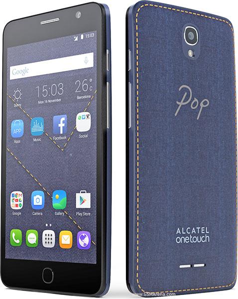 Alcatel OT one Touch 5022X MT6580 Firmware Flash File
