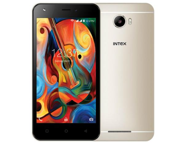 Intex Aqua Trend Lite MT6737 Android 6.0 Firmware Flash File