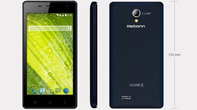 Karbonn Titanium S21 Android 4.4.2 Firmware Flash File