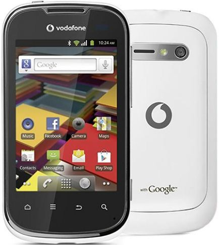 Vodafone Smart 2 V860 Android 2.3.7 Firmware Flash File