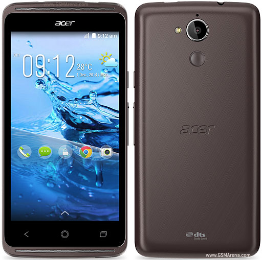 Acer Liquid Z410 MT6732 Firmware Flash File