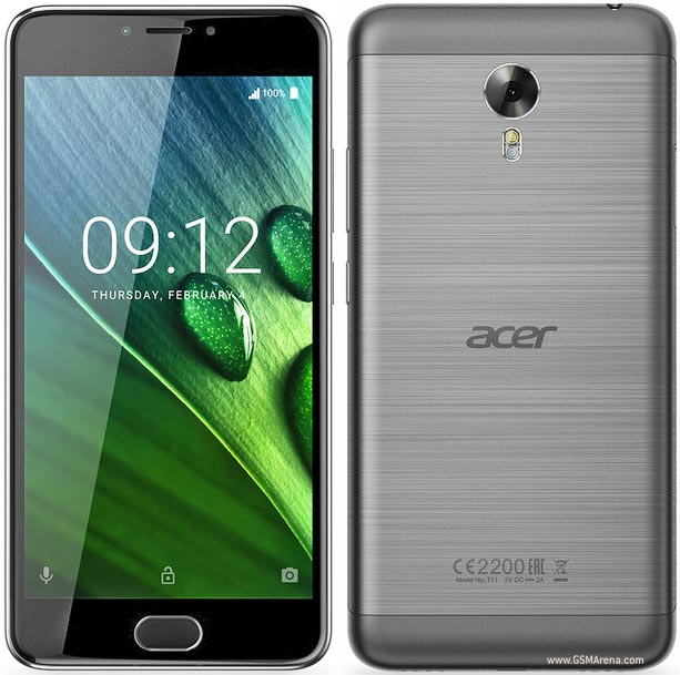 Acer T10 MT6580 Android 6.0 Firmware Flash File