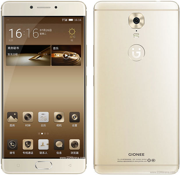 Gionee M6 MT6755 Android 6.0 Firmware Flash File