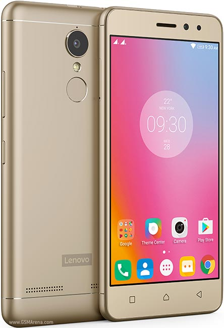 Lenovo K6 Power K33 Firmware Flash File