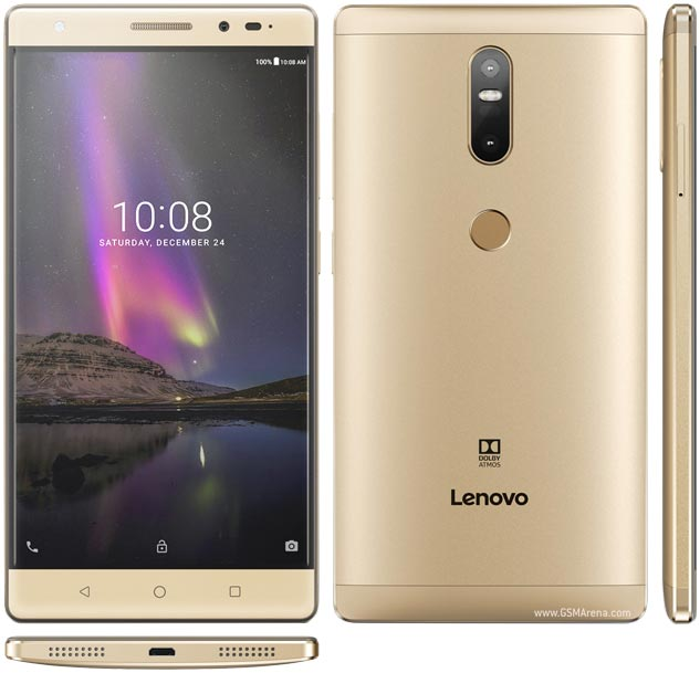 Lenovo Phab 2 Plus PB2-670M MT6753 Firmware Flash File