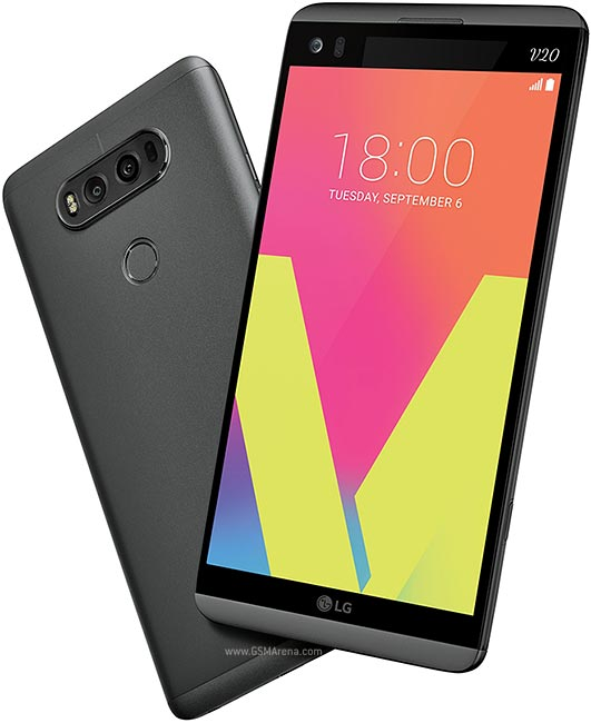 LG V20 F800S Android 7.0 Firmware Flash File