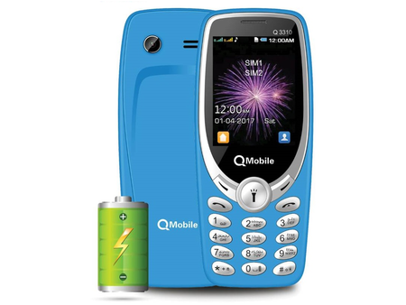 Qmobile 3310 SPD6531 Firmware Flash File