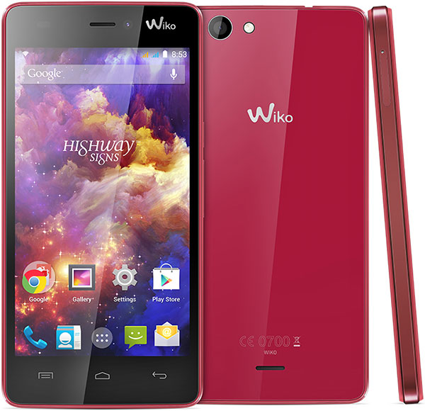 Wiko Highway Signs MT6592 Firmware Flash File
