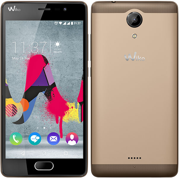 Wiko U Feel Lite MT6735 Android 6.01 Firmware Flash File