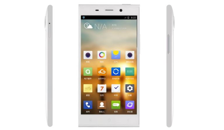 Gionee Elife E7 Android 4.4 Firmware Flash File