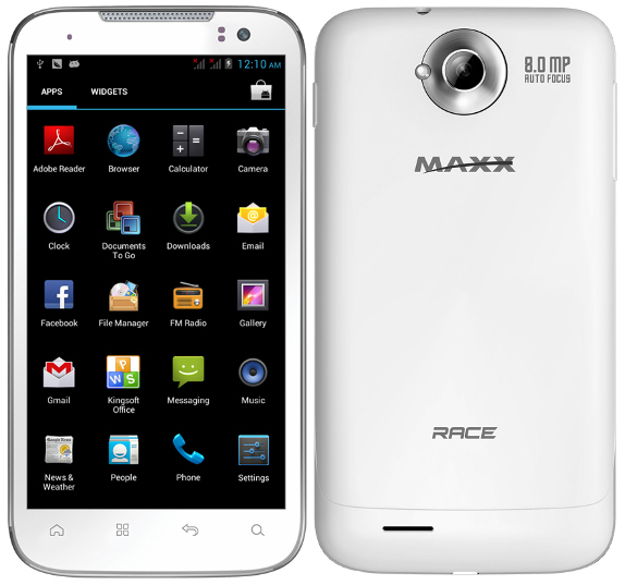 Maxx AX9Z Race Android 4.1 Firmware Flash File