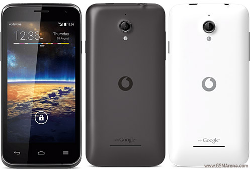 Vodafone 888 Smart 4 Android 4.4.2 Firmware Flash File
